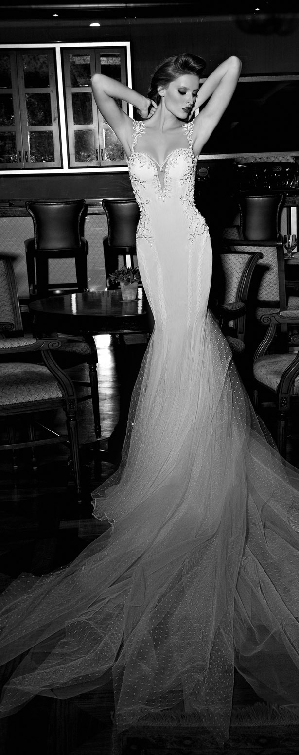 Galia Lahav : Tales of the Jazz Age Bridal Collection - Tiffany