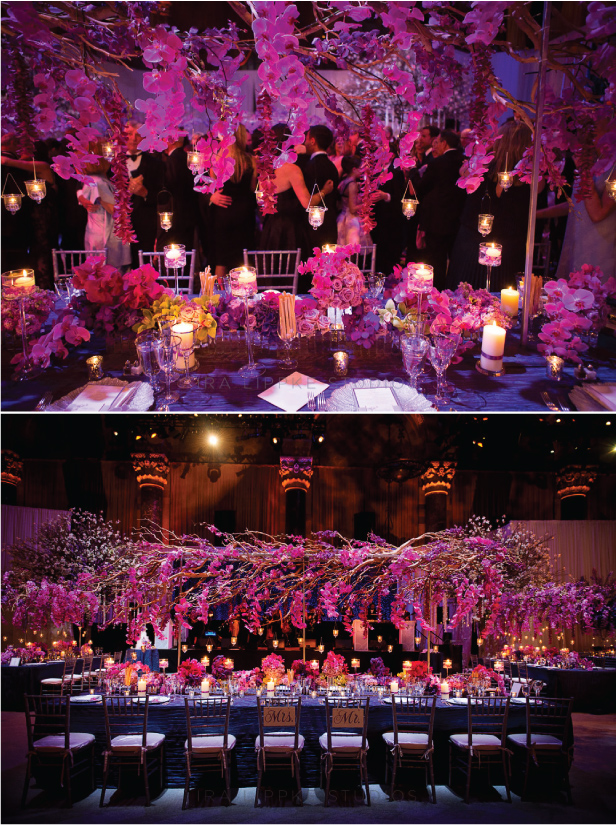 Long Wedding Table Decor Ideas