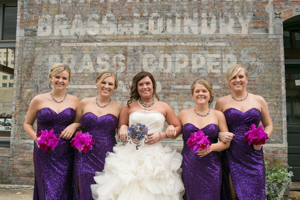 purple-sequins-bridesmaid-dresses-2