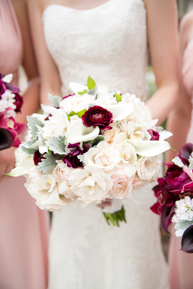 Timeless Wedding Bouquet