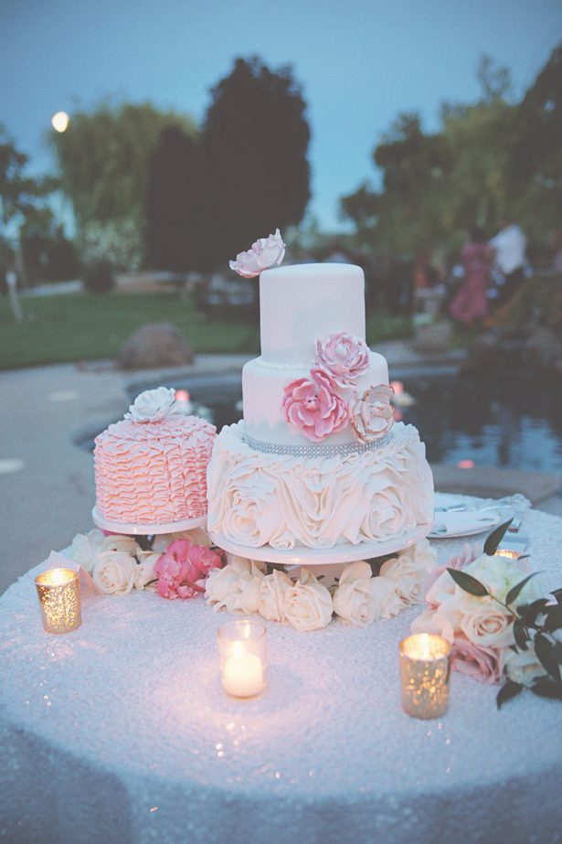 Soft and Romantic Outdoor Wedding
