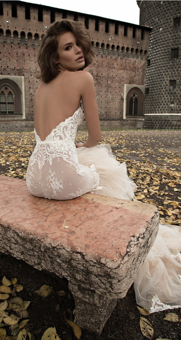 Liz Martinez Bridal Collection Milan 2015