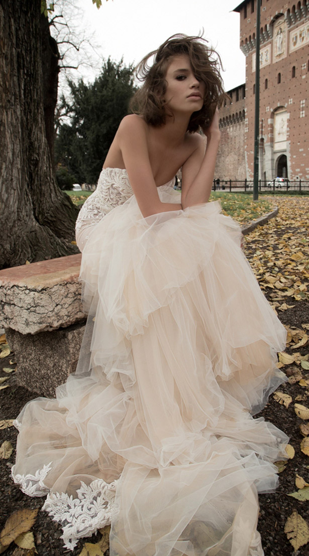 Liz Martinez Bridal Collection - Milan 2015 - Belle The ...