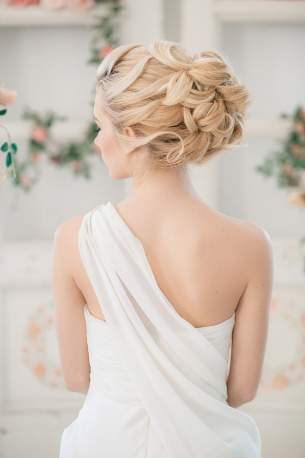 Ideal Bridal Makeup : Gorgeous Wedding Hairstyles and Makeup Ideas - Belle The ...