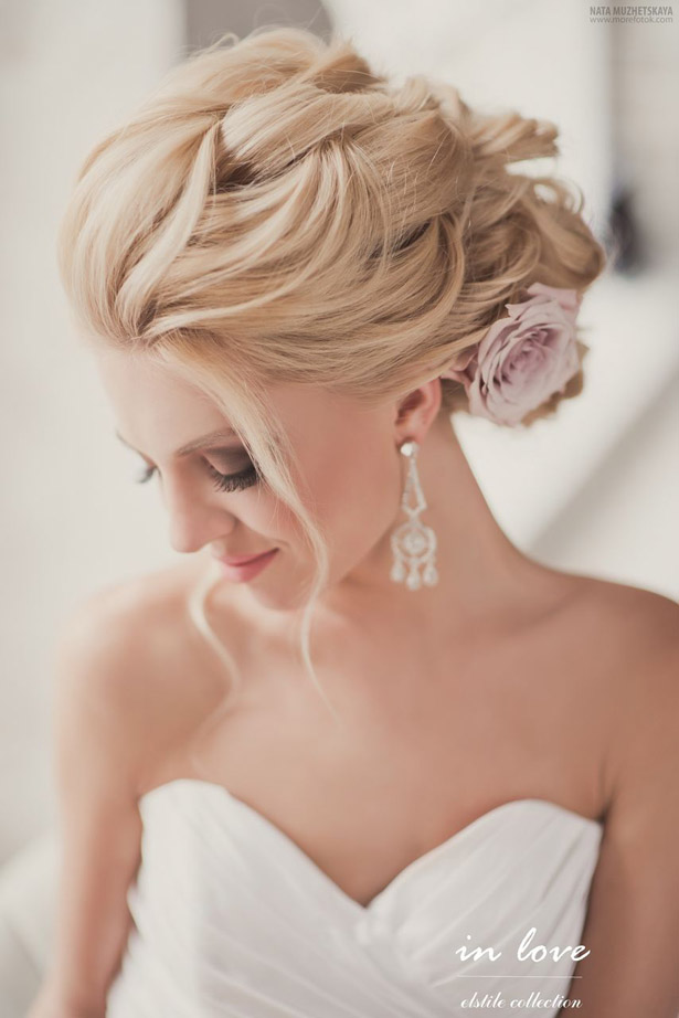 Wedding Makeup And Hair Images : Wedding Makeup - Belle The Magazine