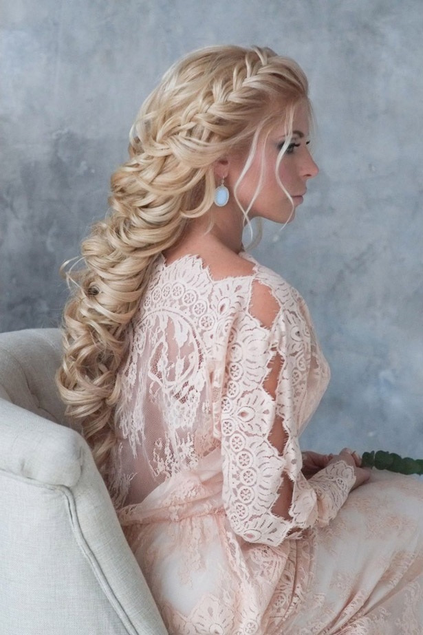 Excellent Wedding Hairstyles  Gorgeous Wedding Hair And Makeup 797914