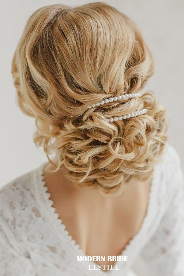 Wedding updos belle the magazine wedding updos junglespirit Images