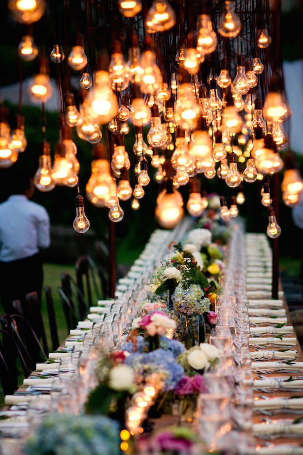 Garden Wedding Affair