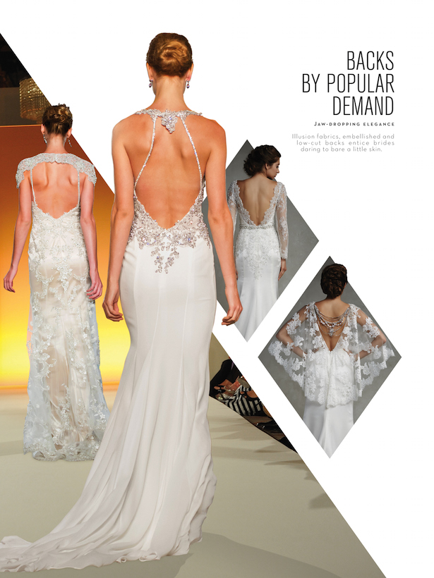 Statement Backs and Jaw-Dropping Elegance by Enzoani