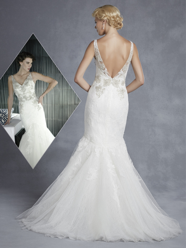 Enzoani Wedding Dress - Haleyville