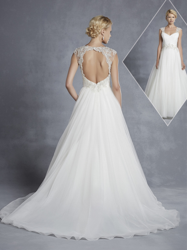 Enzoani Wedding Dress - Halifax