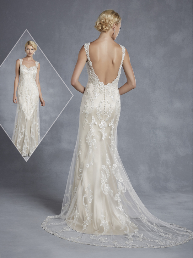 Enzoani Wedding Dress - Hollywood