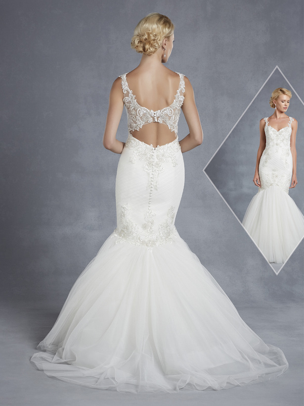 Enzoani Wedding Dress - Huntington