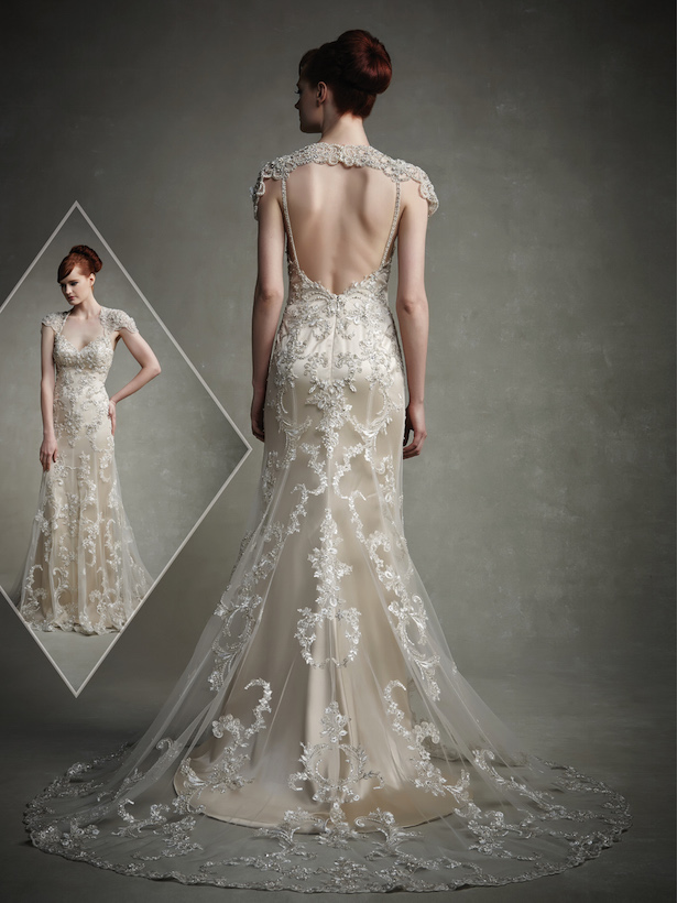 Enzoani Wedding Dress - Jaime
