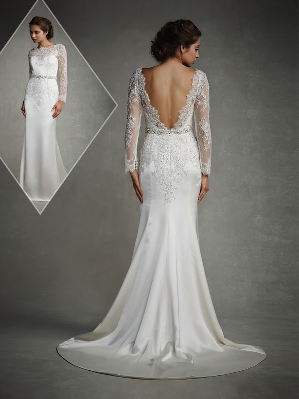 Enzoani Wedding Dress - Jordan