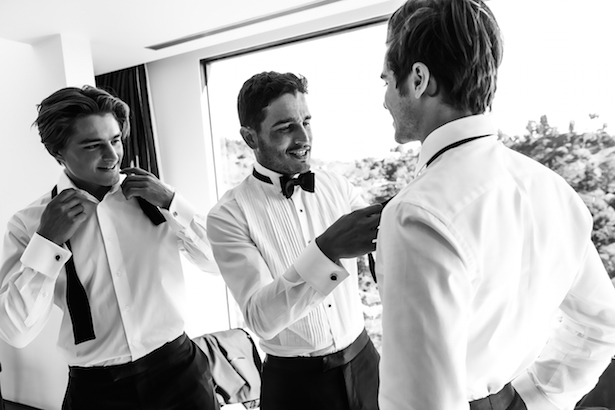 The Black Tux: Online Groom's Fashion Rental