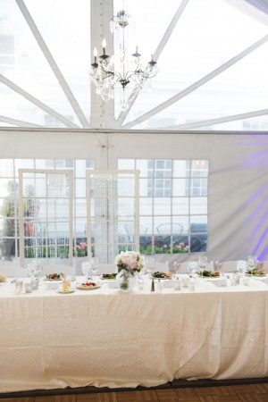 Blush Tented Wedding