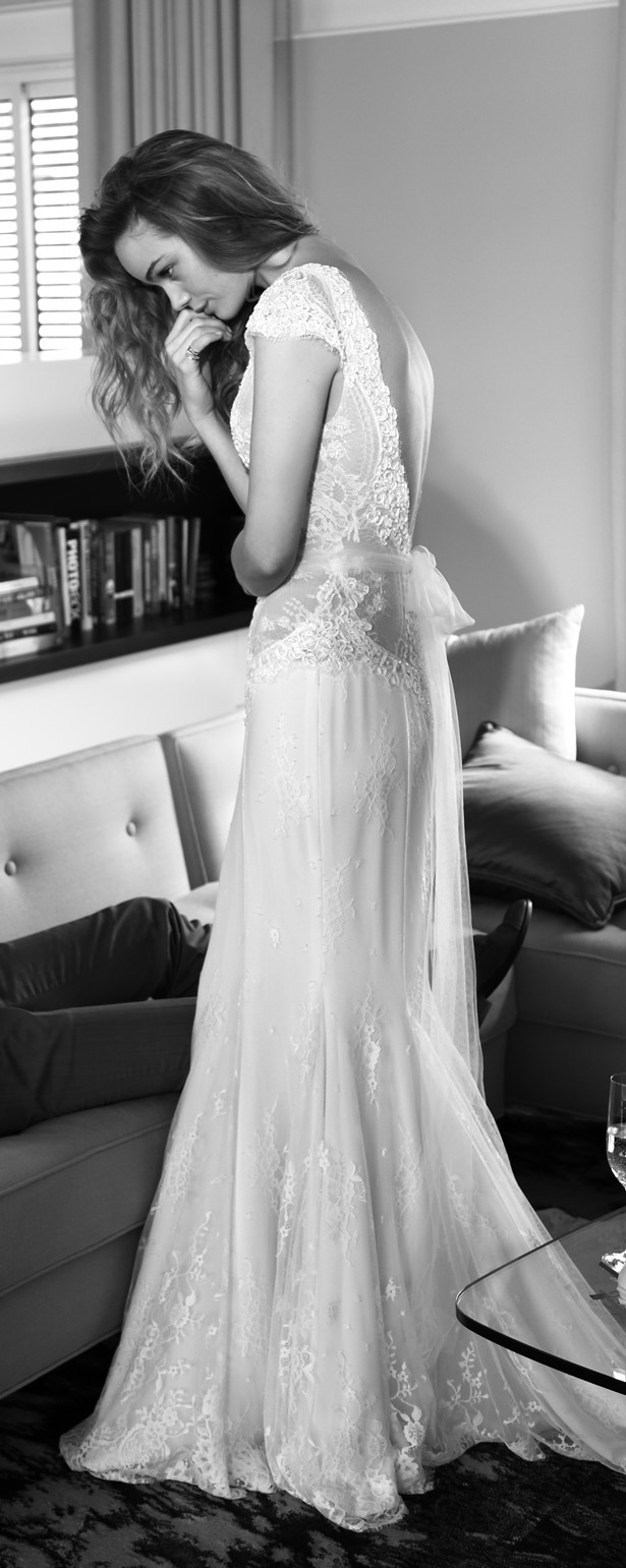 Lihi Hod 2015 Wedding Dress - Noelle