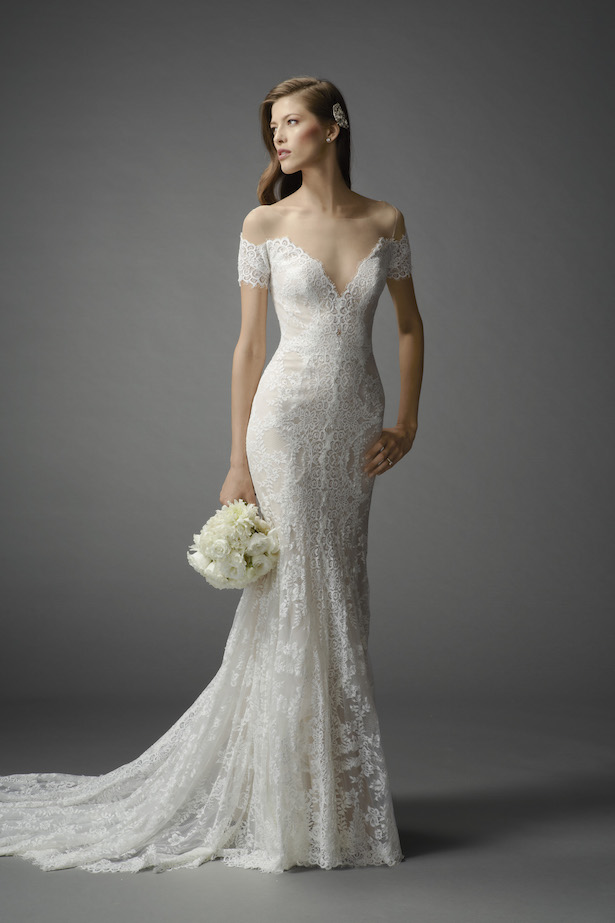 Turn Heads With Wedding Dresses From Watters Spring 2015 Bridal Collection