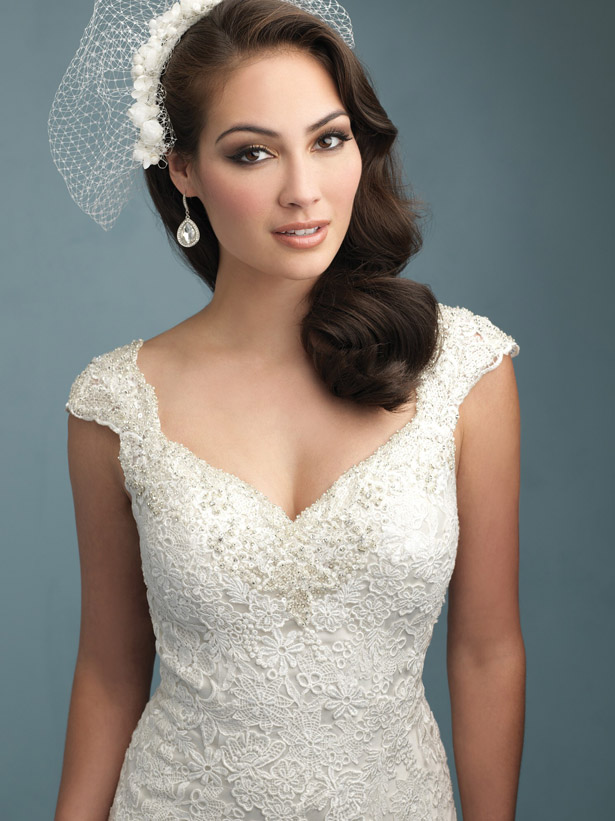 Allure Wedding Dresses 2015 Collection