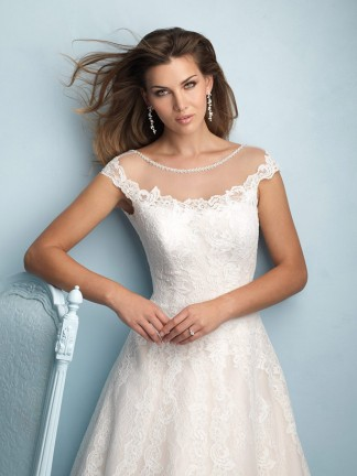 allure bridals spring 2015 product 6163