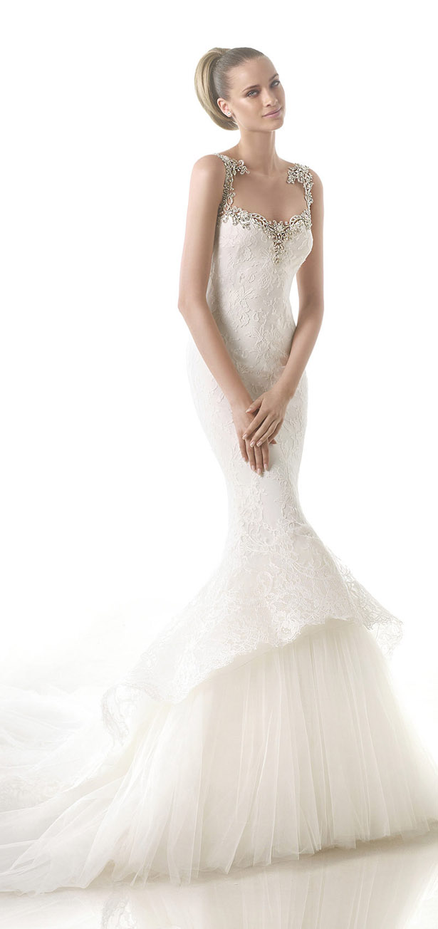 Atelier Pronovias Wedding Dress 2015