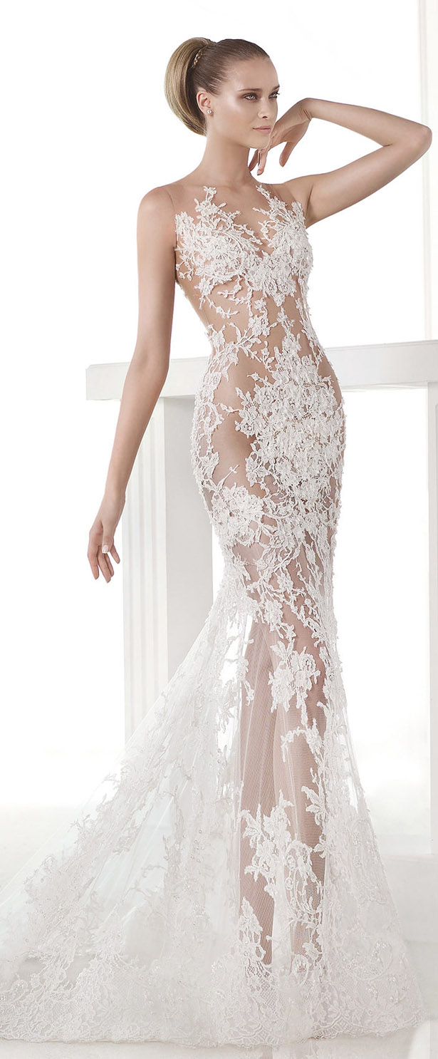Atelier Pronovias 2015 Haute Couture Bridal Collection - Belle The ...