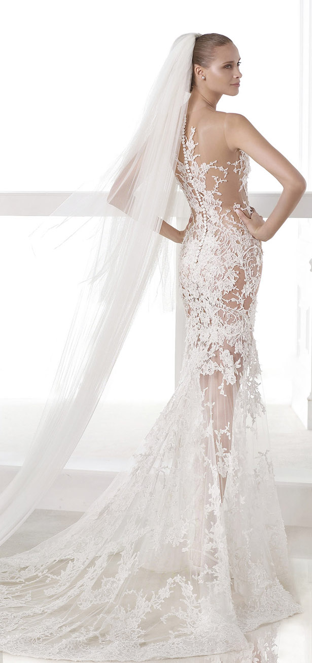 Atelier pronovias 2015 haute couture bridal collection for Haute couture 2015