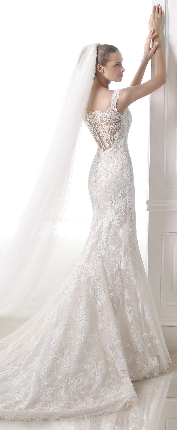 Atelier Pronovias 2015 Bridal Collection Belle The Magazine