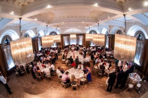 Sophisticated Ballroom Reception - Will Pursell Photography