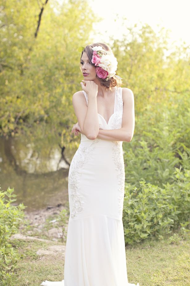 Spring Bridal Portrait