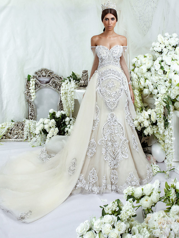 Expensive Wedding Dresses For Sale. Amazing Princess Collection ...