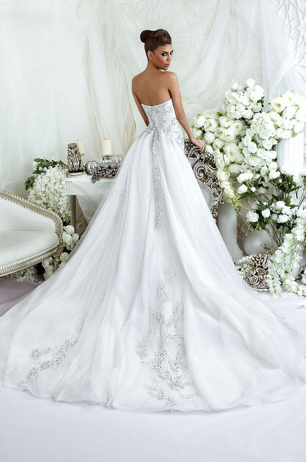 Dar Sara 2014 Wedding Dress