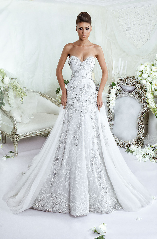 Dar Sara Wedding Dress 2014