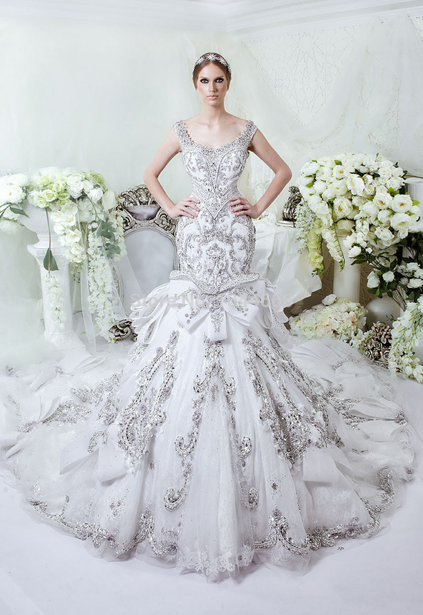 Dar Sara 2014 Wedding Dres