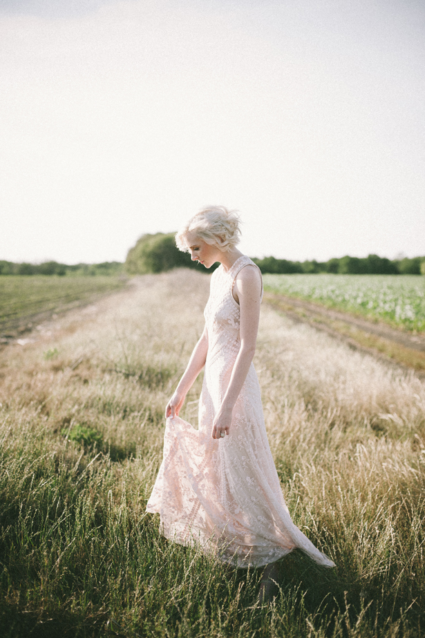 Ethereal Engagement Session