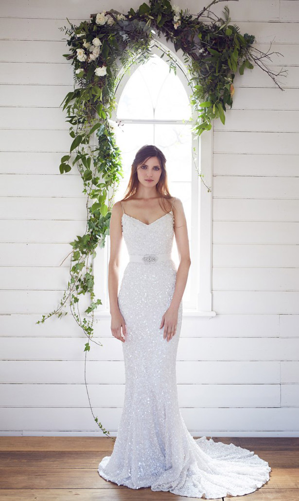 Wedding Dress Anya by Karen Willis Holmes 2014