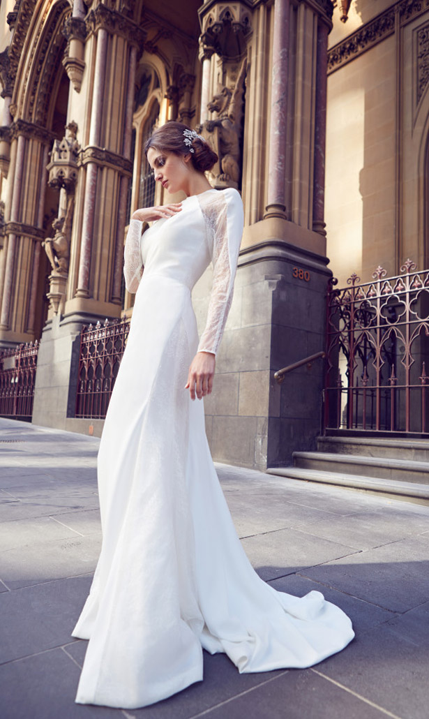 Wedding Dress Emmy by Karen Willis Holmes 2014