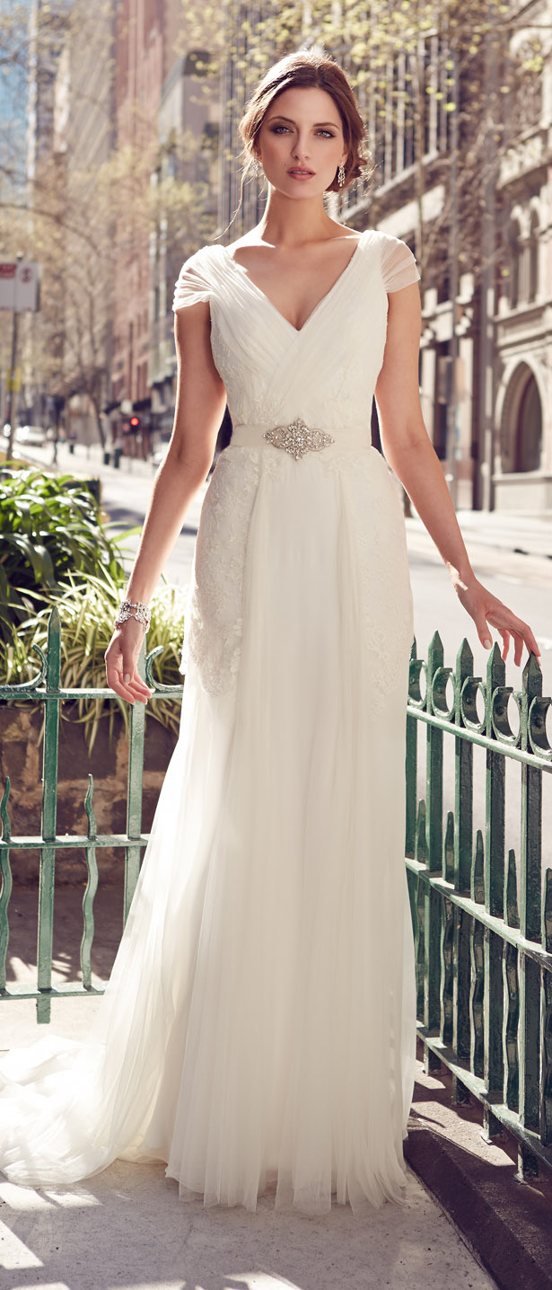 Wedding Dresses by Karen Willis Holmes 2014
