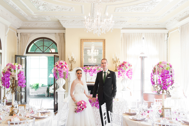 Lavish Spring Wedding