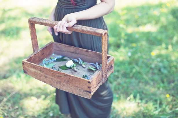 Organic + Rustic Wedding