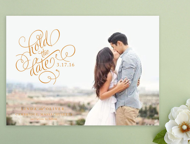 Save The Date Magnets You'll Love