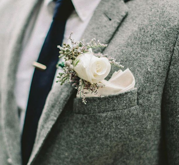 Winter Groom's Style Guide