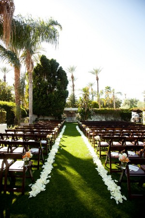 Outdoor wedding ceremony - Andy Rodriguez Photography