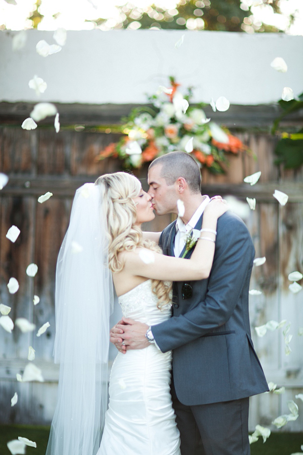 A California Dreamin' Wedding