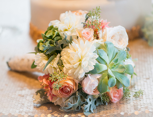Luxury Wedding with a Touch of Botanical Charm