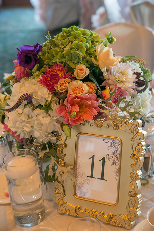 Opulent Wedding Centerpiece