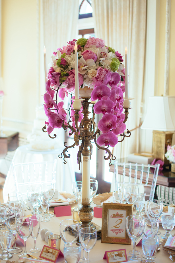 Lavish spring wedding belle the magazine