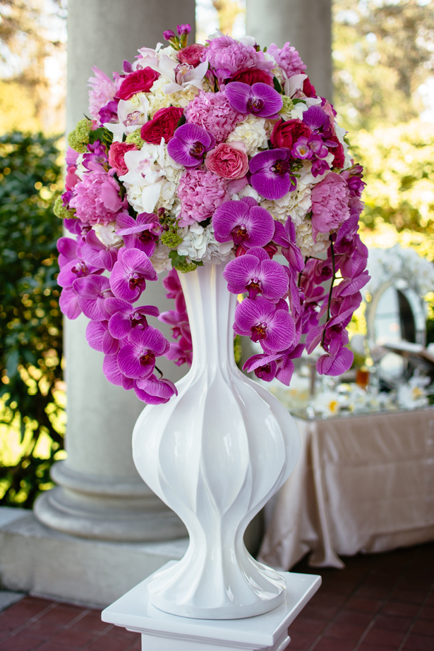 Wedding Ceremony flowers