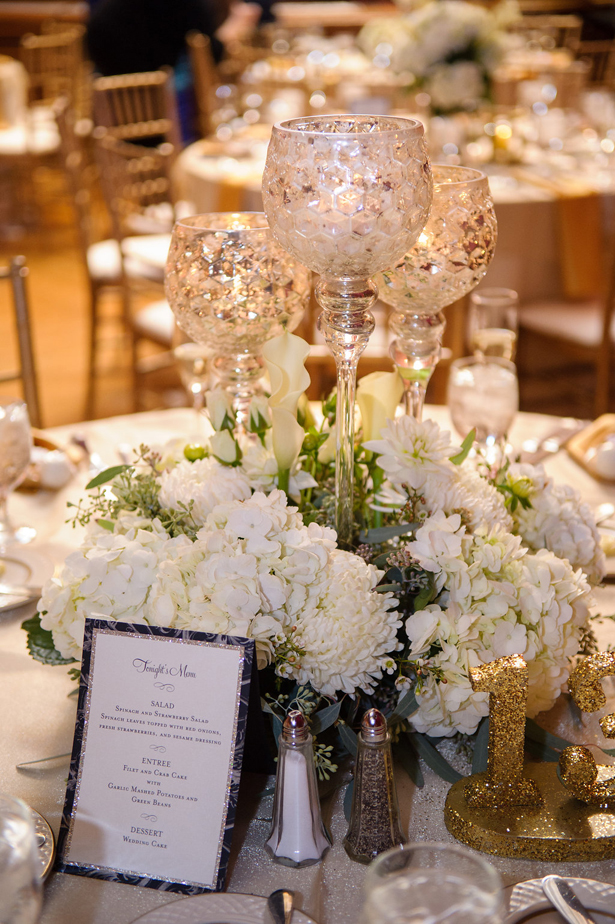 Gorgeous Wedding Centerpiece - Anna Schmidt Photography